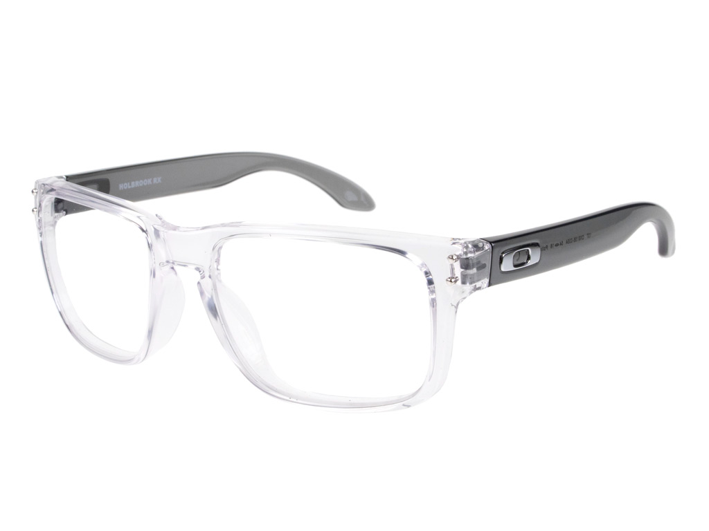 Oakley Holbrook RX OX8156 03 54 Polished Clear