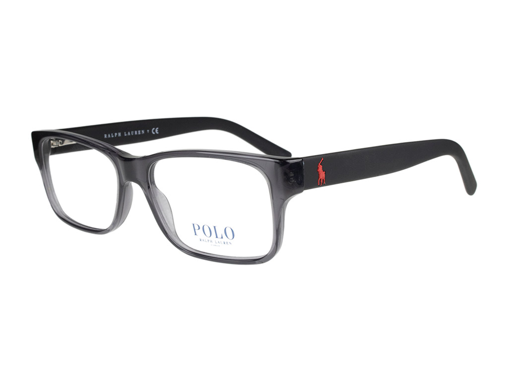 Polo Ralph Lauren PH2117 5407 54 Shiny Transparent Grey