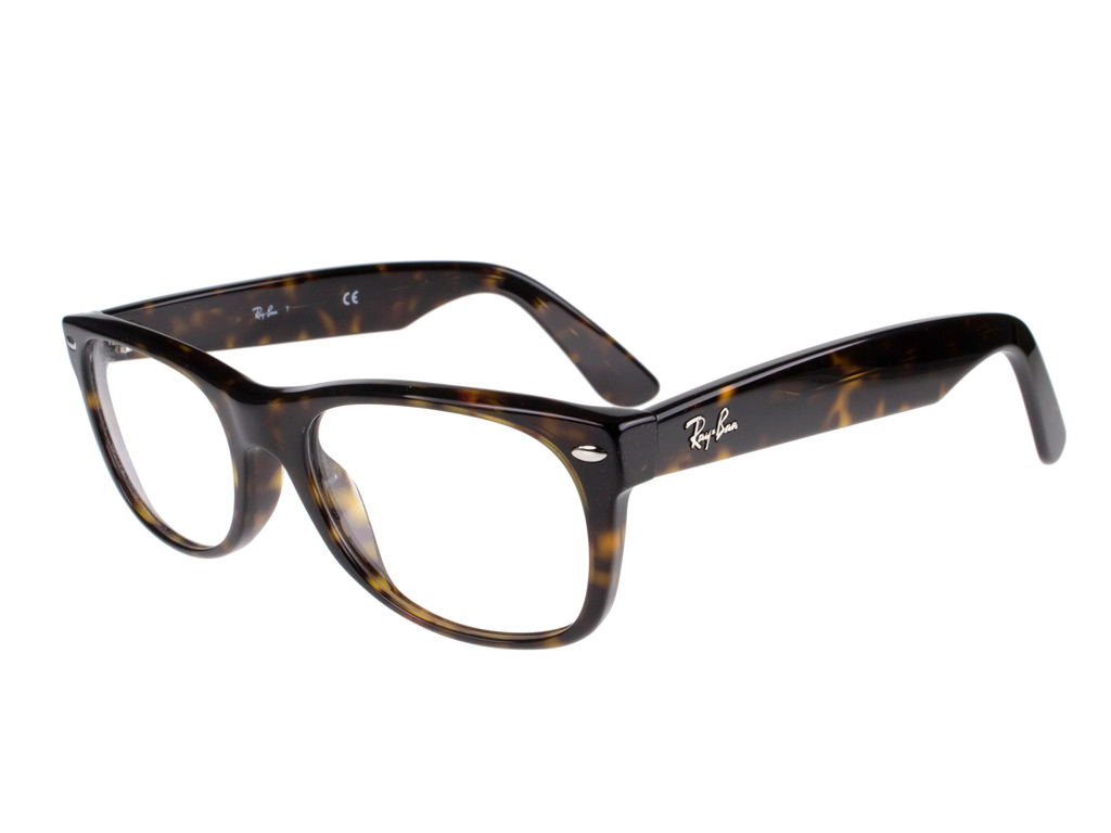 Ray-Ban New Wayfarer RX5184 2012 52 Dark Havana