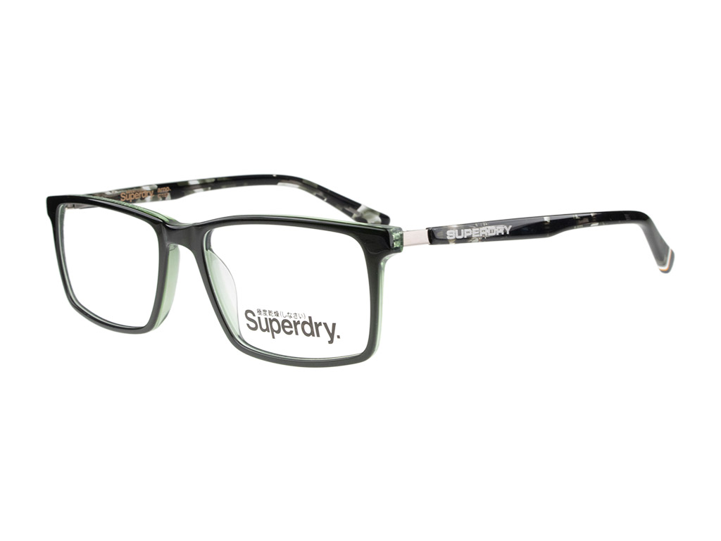 Superdry SDO Arno 107 Green Crystal/Camo