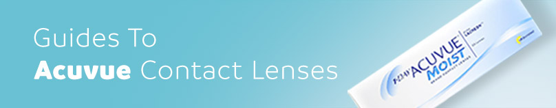 Guide to Acuvue Contact Lenses