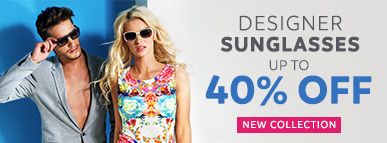 Designer sunglasses Upto 40% OFF