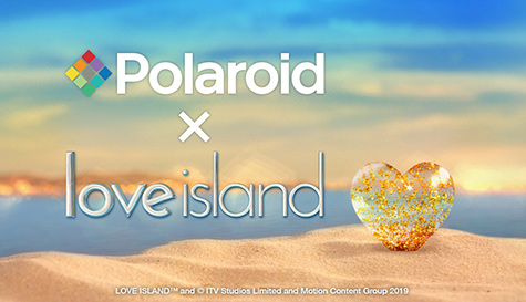 Polaroid X Love Island