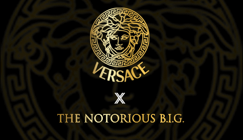 The Notorious B.I.G. x Versace