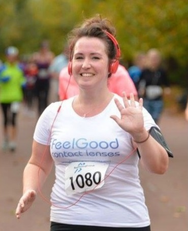 Charity Run by Feel Good Contacts