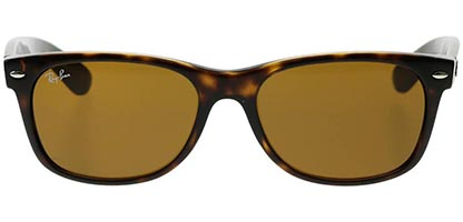 Ray-Ban RB2132 New Wayfarer Tortoise Large 710