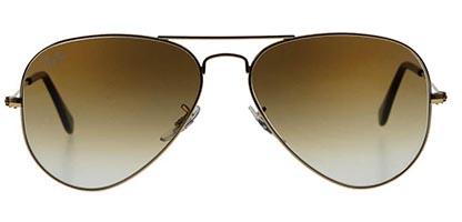 Ray-Ban RB3025 Aviator Gold Large 001/51