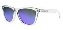 Oakley Frogskins OO9013 Polished Crystal 24-305