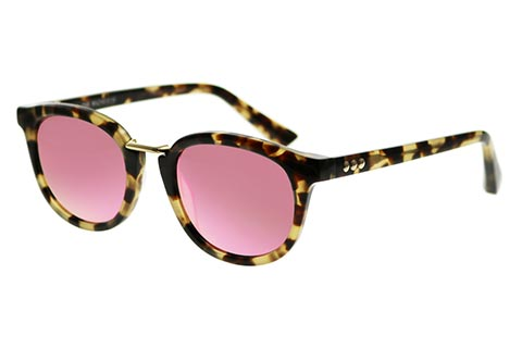Taylor Morris Vredefort Tan and Dark Tortoise/Pink