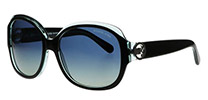 Michael Kors MK6004 Kauai Black Blue 30011H Polarised