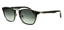 Persol PO3110S Typewriter Edition Striped Grey 1020/71