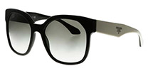 Prada PR 10RS Voice Black White TKF0A7
