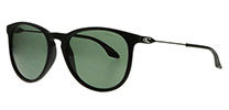 O'Neill Shell 104P Matte Black Polarised