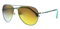 O'Neill Vita 007P Metallic Aqua Mirror Polarised