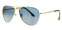O'Neill Vita 001P Matte Gold Polarised