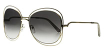 Chloe CE119S Carlina Gold Grey 734