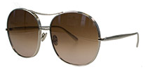 Chloe CE128S Gold Brown