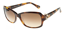 DVF 592S Faith Tortoise 228