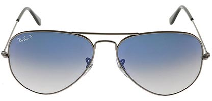 Ray-Ban RB3025 Aviator Gunmetal 004/78 Polarised