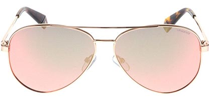 Polaroid x Love Island PLD6069/S/X 9M4/JQ Rose Gold Polarised