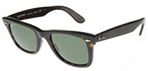 Ray-Ban RB2140 Original Wayfarer Tortoise 902/58 Polarised