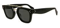 Celine Bridge CL 41077 Black 807/BN