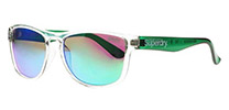 Superdry Rock Star 185 Clear and Green Crystal