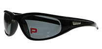 Bloc Stingray XR Shiny Black P120 Polarised