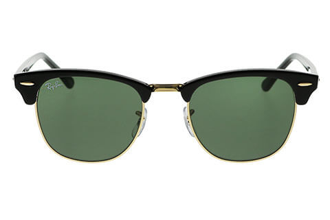 Ray-Ban RB3016 Clubmaster Black Large W0365 51