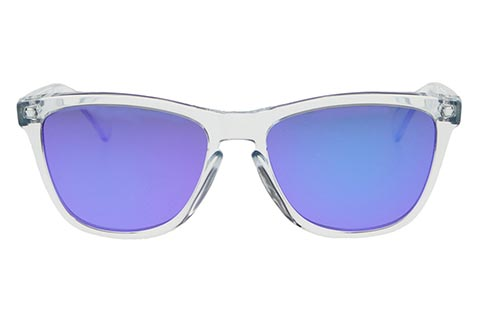 Oakley Frogskins OO9013 24-305A6 Polished Crystal Sapphire