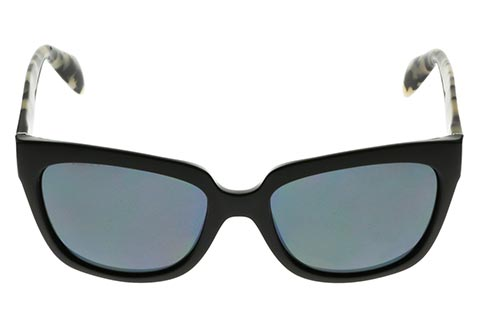 Prada PR 07PS Poeme Black 1AB5Z1 Polarised