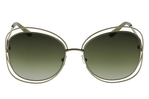 Chloe CE119S Carlina Gold Green 733