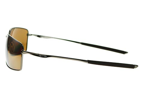 Oakley Square Wire OO4075-06 Tungsten Polarised