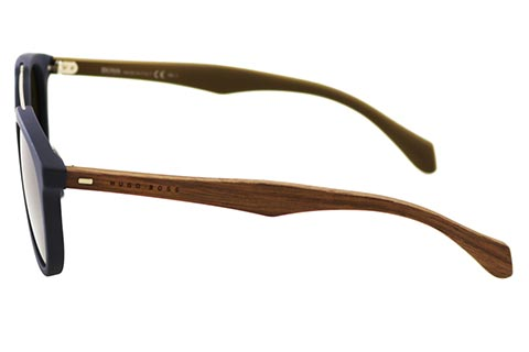 BOSS Hugo Boss 0777/S Blue Brown RBFEC