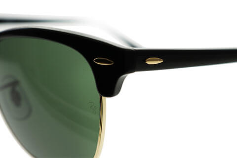 Ray-Ban RB3016 Clubmaster Black W0365