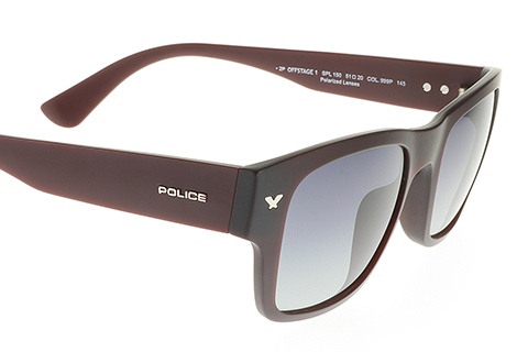 Police Offstage 1 SPL150 Red 999P Polarised