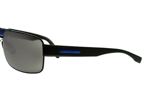 BOSS Hugo Boss 0801/S Matte Black XQ46C Polarised