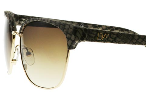 DVF 830S Zianna Brown 206