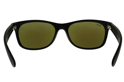 Ray-Ban RB2132 New Wayfarer Black Blue Flash 622/17