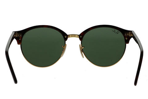Ray-Ban RB4246 Clubround Tortoise 990