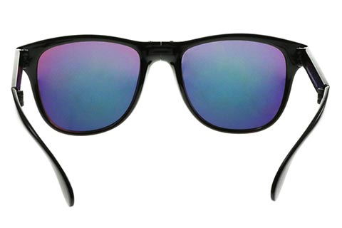 Sunpocket Kauai Black Fire Mirror