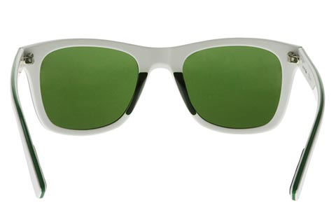 Lacoste L781S White and Green 105