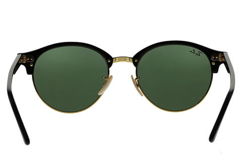 Ray-Ban RB4246 Clubround Black 901