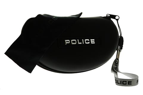 Police Game 5 SPL161 Matte Black U28P
