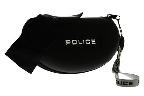 Police Defence 3 SPL146 Black 531P