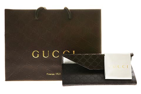 Gucci GG 3778/S Bamboo Red Horn Gold HQX/JS