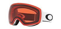 Oakley Flight Deck OO7050-59 Snow Goggles Matte White Rose