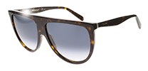 Celine Thin Shadow CL 41435/S Dark Havana 086/W2