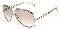 Chloe CE121S Isidora Rose Gold Peach 785