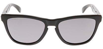 Oakley Frogskins OO9013-C455 Polished Black